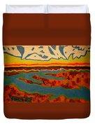 North Creek Byrds Duvet Cover