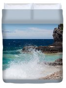 North East Winds Duvet Cover