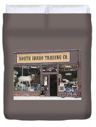 North Idaho Trading Company Duvet Cover
