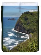 North Kona Coast 1 Duvet Cover