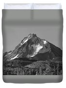105615-north Sister Or,bw Duvet Cover