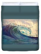 North Whore Wave Duvet Cover