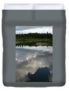 North Woods Duvet Cover