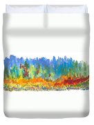 Northern Shore Duvet Cover