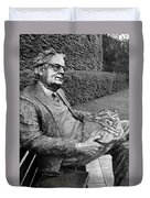 Northrop Frye 2 Duvet Cover