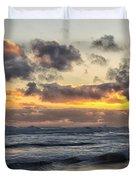 Northumbrian Coast Duvet Cover