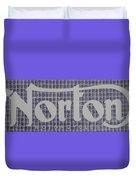 Norton Duvet Cover