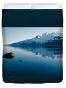 Not A Cloud In The Sky Duvet Cover