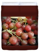 Not Sour Grapes Duvet Cover