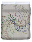 Noted Patterns Duvet Cover