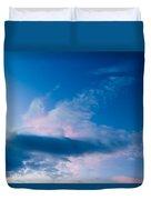 November Clouds 005 Duvet Cover