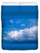 November Clouds 007 Duvet Cover