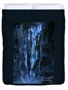 Nu Blue Duvet Cover