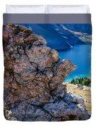 Nub Ridge Duvet Cover