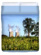 Nuclear Hdr4 Duvet Cover