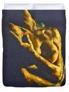 Nude - Ecstasy Duvet Cover