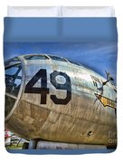 Number 49 Duvet Cover