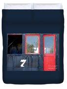 Number 7 Duvet Cover