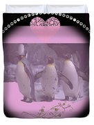 Nursery And Childrens Series Penguins Duvet Cover