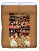 Nut Shop Duvet Cover