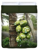 Nutty Tourists Duvet Cover