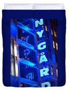 Ny Gard Duvet Cover