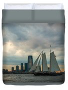 Nyc Pirates Duvet Cover