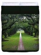 Oak Alley Duvet Cover