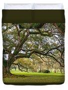 Oak Alley Reverie Duvet Cover