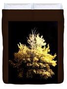 Oak At Night Duvet Cover