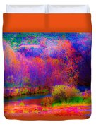 Oak Creek Acid 2 Duvet Cover