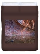 Oak Creek Reflection Duvet Cover