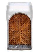 Oak Double Door Duvet Cover