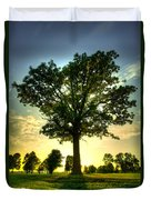 Oak Tree Duvet Cover