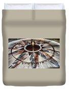 Giant Pendulum Duvet Cover