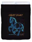 Objet D'art Duvet Cover