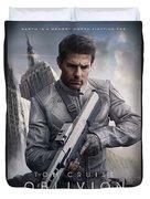 Oblivion Tom Cruise Duvet Cover