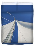 Obsession Sails 1 Duvet Cover