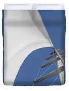 Obsession Sails 10 Duvet Cover