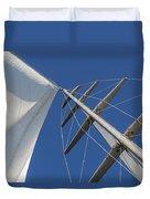 Obsession Sails 6 Duvet Cover