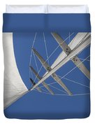 Obsession Sails 7 Duvet Cover