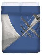 Obsession Sails 8 Duvet Cover