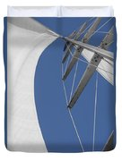 Obsession Sails 9 Duvet Cover