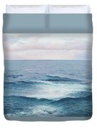 Ocean By Jan Matson Duvet Cover