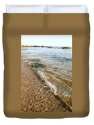 Ocean Curl Duvet Cover