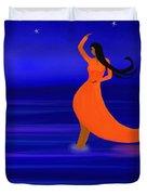 Ocean Dancer Duvet Cover