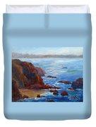 Ocean Light Duvet Cover
