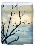 Ocean Tree Duvet Cover