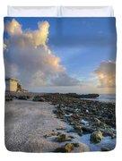 Oceanfront Duvet Cover