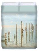 Oceanic Tranquility 2 Duvet Cover